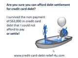 Tempted by Credit Card Debt Consolidation? Watch This! How to Legally eliminate Debt