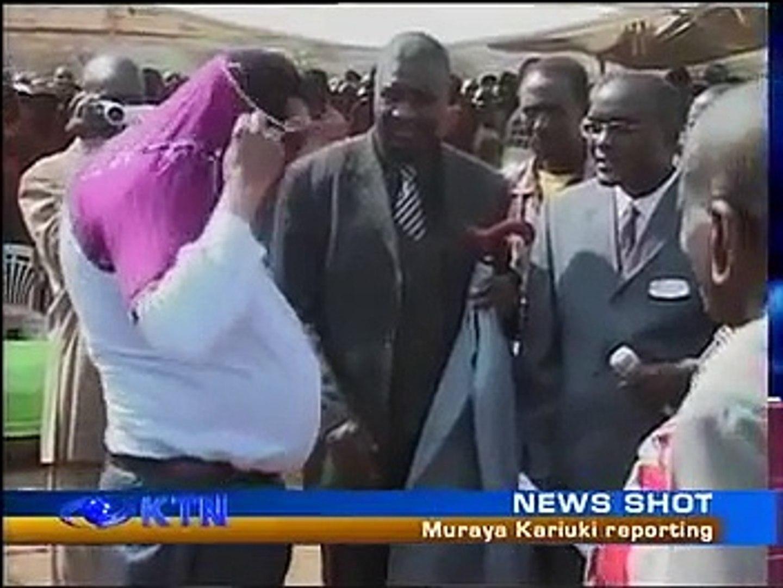 News Shot - Kenya Political Satire KTN 220808