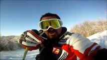 2011 GoPro Hero HD  Ski & Snowboard Highlights ( We are Skiing  -  Beautiful Greece )