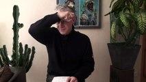 initiation a la LSF langue des signes française  à l'attention des nouveaux apprenants.MTS