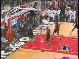 Michael Jordan 40 pts vs Miami Heat (1996)