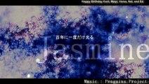 【6人合唱】蛍【Happy Birthday Karii, Maiyi, Versa, Net, and Ed】(Original PV)