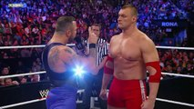 WWE Superstars: Santino Marella vs. Vladimir Kozlov
