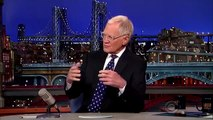 Late Show with David Letterman: A Day in The Life of David Letterman (5/20/15)