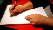 Lauren Jauregui Speed Drawing || EL MAPACHE DIBUJA JODER.