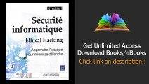 Download PDF Scurit informatique - Ethical Hacking - Apprendre lattaque pour mieux se dfendre