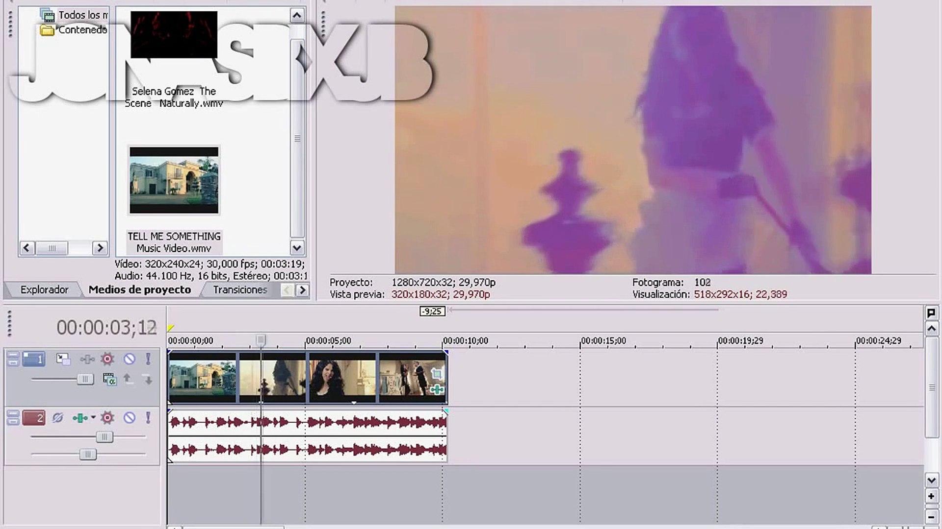 Sony Vegas Tutorial    Como poner tu Video en Camara Lenta o Camara Rápida