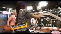 BTOB ENG SUB Dance with Doc funny singing Minhyuk, sungjae, ilhoon 비투비  @ Studio C BTOB