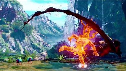 Street Fighter V  Necalli Reveal Trailer de Street Fighter V