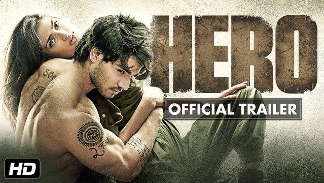 Hero   Official Trailer   Sooraj Pancholi & Athiya Shetty   Salman Khan