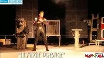 MAGICIEN PRESTIGE ( spectacle de magie / soirée cabaret )