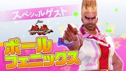 The Idolmaster costumes de Tekken 7
