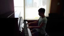 Yann Tiersen - Comptine d'un autre été l'après midi (Piano Cover by Zhi-Bin)