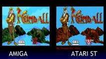 Amiga V Atari ST - Heimdall