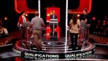 Isabelle Alonso & Cyril Feraud - 1 ère manche - Émission du 18.07.15
