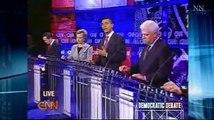 Obama says Double Talker Hillary Support Bush Iraq Iran War