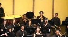 """""""Marcha"""" (de la Suite Cascanueces Op. 71a) de P. I. Tchaikovsky."""