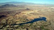 Las Vegas NV Nevada Aerial View
