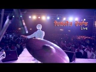 Diljit Dosanjh Live