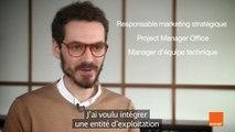 Orange - Parcours d'ingénieur : Laurent, Responsable Ingénierie Opérationnelle Cloud