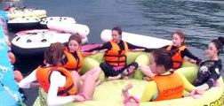 "#1 Korean girls dance "" Flying over water  "" Beautiful girl Korean -  Girl korean top mode - BJ"