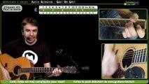 Apprendre Gaby Oh Gaby de Alain Bashung - Tuto Guitare