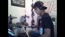 Pursuit of Happiness [Steve Aoki Remix] - Kid Cudi (Drum Cover)