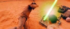 ROAD WARS - The Imperator Strikes Back : la vidéo qui mélange Star Wars et Mad Max : fury road