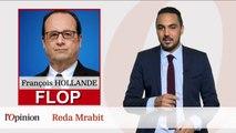 Le Top Flop: Les États-Unis et Cuba rouvrent leurs ambassades/La nouvelle bourde de François Hollande