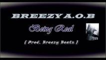 Breezy A.O.B - Being Real ( Prod. Breezy Beats )