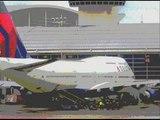 Delta Airlines Boeing 747 400