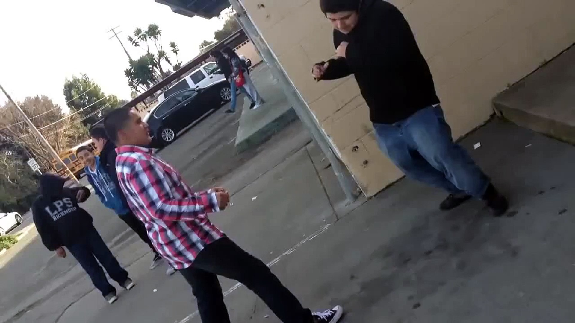 Corridos First Fight Helms middle