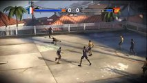 siry91 & xcreed91x gameplay fifa street 3 commenté [ Délire ]