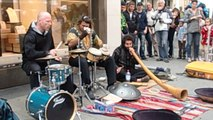 Street music - Köln (Cologne), Germany