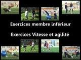 Exercices membre inférieur   exercices vitesse et agilité