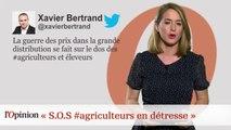 S.O.S #agriculteurs en détresse