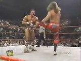 Owen Hart & British Bulldog vs Shawn Michaels & Steve Austin (RAW 05.26.97)