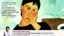 """#lire - """"La Fin du courage"""" de Cynthia Fleury lu par Guillaume Gallienne : ça peut pas faire de mal !"""