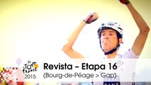 Revista - White Jersey, 40 years young - Etapa 16 (Bourg-de-Péage > Gap) - Tour de France 2015