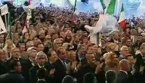 Silvio Berlusconi vows to resign as Italy's prime minister