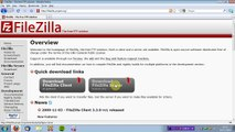 Turn Your Pc Into A FTP Server For Free - FileZilla Server