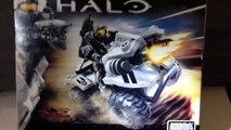 Halo Mega Bloks 2015 Set Review: UNSC Gungoose