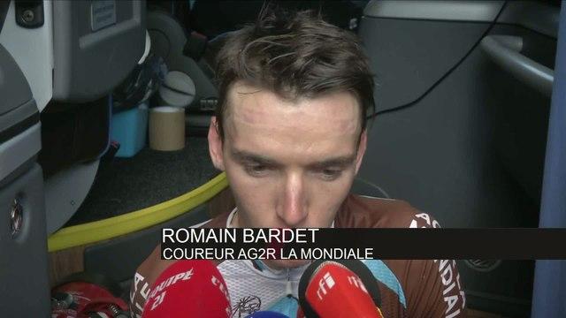 Cyclisme - Tour de France - 16e étape : Bardet «Il y a de belles choses à faire dans les Alpes»