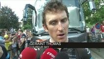 Cyclisme - Tour de France - 16e étape : Portal «Ce n'est peut-être pas la faute de Barguil»