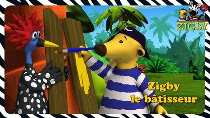 Zigby - Zigby le bâtisseur  (EP. 15)