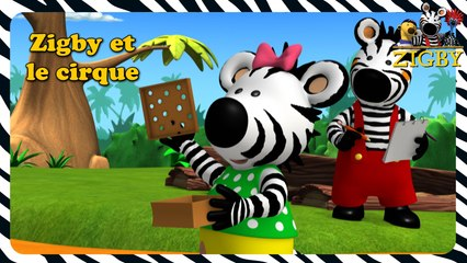 Zigby - Zigby et le cirque  (EP. 26)