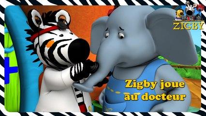 Zigby - Zigby joue au docteur  (EP. 19)