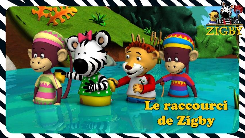 Zigby - Le raccourci de Zigby  (EP. 20)