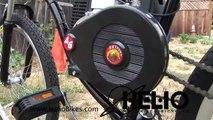 HuaSheng 142F-cc 49cc 4 stroke carburetor demonstration
