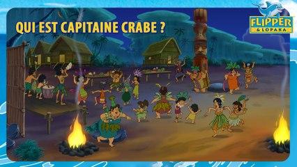 Flipper et Lopaka - Qui est Capitaine Crabe ? - S3E02